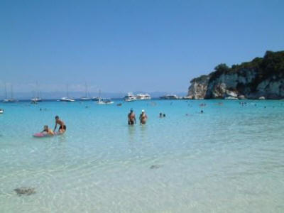 Voutoumi Beach Anti Paxos