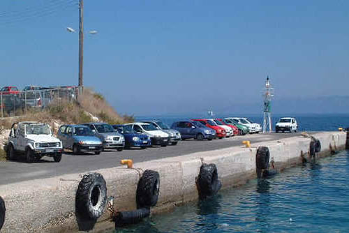 ITAs Car Hire, Giaos, Paxos
