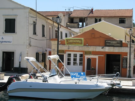 Paxos Real Estate & Boats For Hire 2